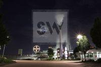 Bayer Werk Leverkusen - Parkplatz PENNY