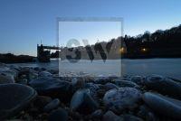 Wehranlage Grosshesselohe Kanal Fotoagentur Sofianos Wagner Muenchen