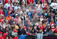 Oliver Kahn Letztes Bundesliga Spiel 17.05.08 Allianz Arena - Fotoagentur Sofianos Wagner