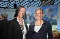 Katarina Witt und Katharina Schulze - Fotoagentur Sofianos Wagner