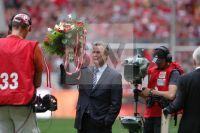 Ottmar Hitzfeld - FC Bayern Muenchen - Abschied am 17. Mai 2008 - Fotoagentur Sofianos Wagner