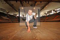 Dirk Bauermann - FC Bayern Basketball - Olympiahalle Muenchen - Fotoagentur Sofianos Wagner