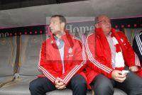 Uli Hoeneß und Jürgen Klinsmann - Differenzen - ALLIANZ ARENA 2008 - TZ Muenchen Titel