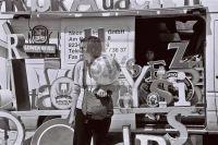 People Street Analog Munich Flea 01