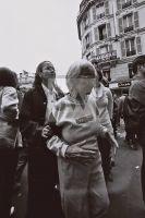 People Street Analog Paris CSD 2000