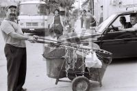 PORTRAIT SW ANALOG  GREECE 1996 MARIO  II - Fotoagentur Sofianos Wagner Muenchen