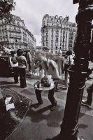People Street Analog Paris serveur