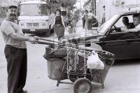 People Street Analog SW Greece
